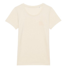 PPP T-Shirt Women`s PPP Natural Raw