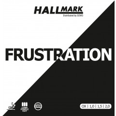 Hallmark Belag Frustration