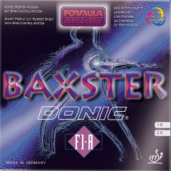 Donic Belag Baxster F1-A
