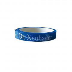 Dr. Neubauer Kantenband 6mm für 1 Schläger blau