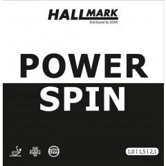 Hallmark Belag Power Spin