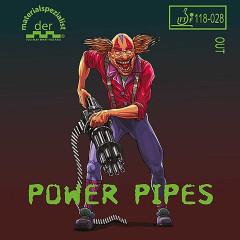 Der Materialspezialist Belag Power-Pipes