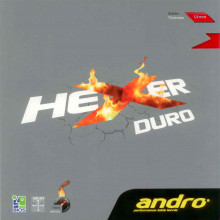 andro Belag Hexer Duro
